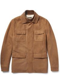 Loro Piana Nubuck Field Jacket
