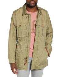 Frye Regular Fit Field Jacket