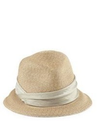 Eugenia Kim Max Metallic Trim Fedora