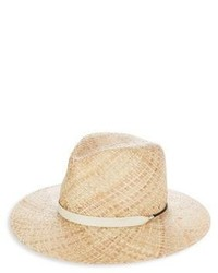 Rag & Bone Wide Brim Raffia Hat