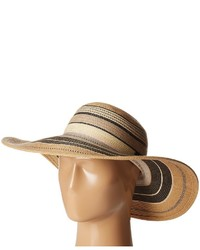 Vince Camuto Striped Floppy Caps