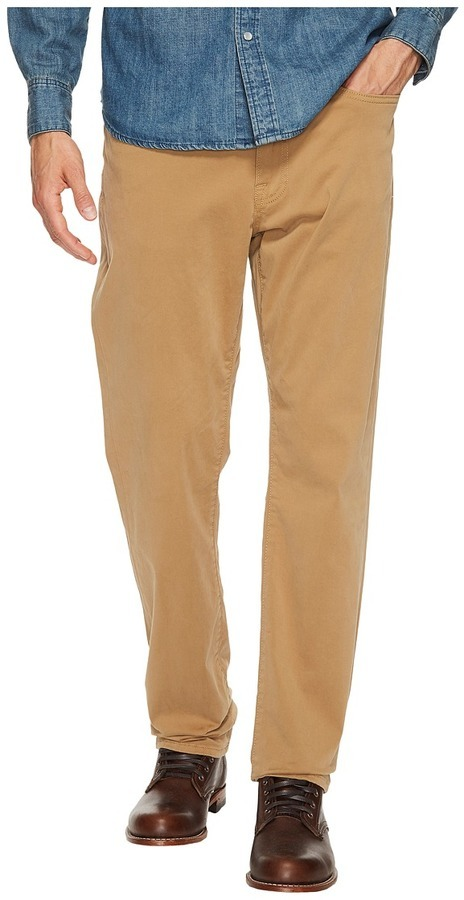 01e9247e Lucky Brand 410 Athletic Fit In Pale Ale Jeans, $99 | Zappos ...