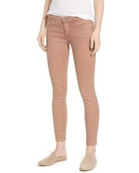 AG Jeans Ag The Legging Coated Ankle Jeans