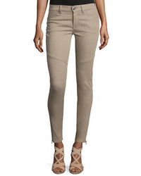 Ralph Lauren Collection 400 Matchstick Ankle Jeans Taupe