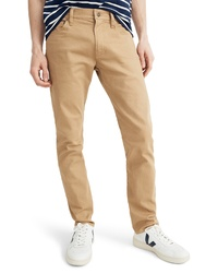 Madewell Gart Dyed Slim Fit Jeans
