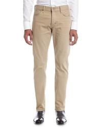 Tom Ford Straight Fit Denim Jeans Tan