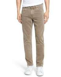 Paige Transcend Federal Slim Straight Leg Jeans