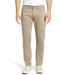 Zach straight leg twill pants medium 3681178