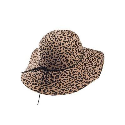 ad2a33ab5bb04 ... Failsworth Hats Leopard Floppy Hat Leopard