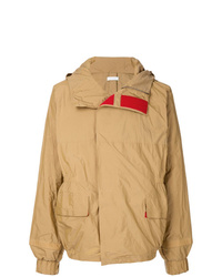Jil Sander Contrast Touch Strap Jacket