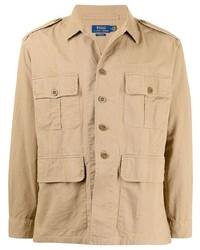 Polo Ralph Lauren Flap Pocket Cotton Shirt