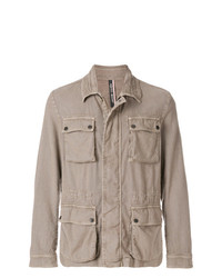 Jacob Cohen Front Pockets Jacket