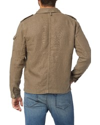Joe's Linen Military Jacket