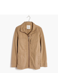 Madewell fleet jacket medium 891886