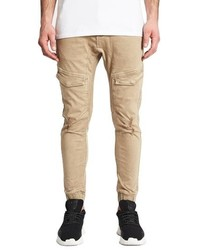 NXP Flight Skinny Denim Jogger Pants