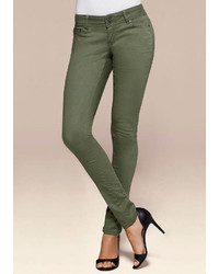 Twill Double Button Skinny Pant | Where to buy & how to wear