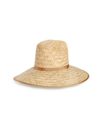 Gucci Michele Woven Straw Hat