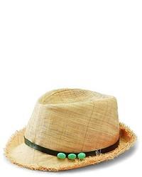 San Diego Hat Company Raffia Fedora