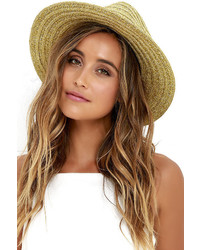 Billabong Sideline Seas Natural Straw Hat