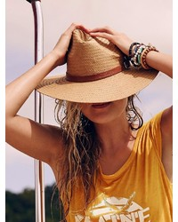Free People Toreo Wide Brim Straw Hat
