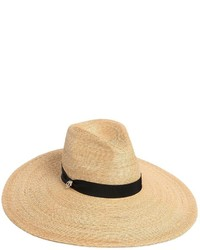 Dsquared2 Woven Straw Hat W Wide Brim
