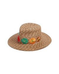 Eric Javits Zanzibar Packable Squishee Hat