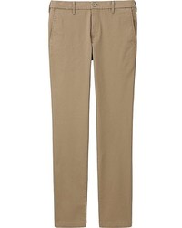 Uniqlo Ultra Stretch Skinny Fit Chino Flat Front Pants