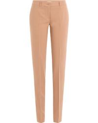 Michael Kors Michl Kors Straight Leg Wool Trousers