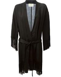 Kimono noir Forte Forte