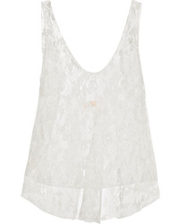 Lace sleeveless top original 4005383