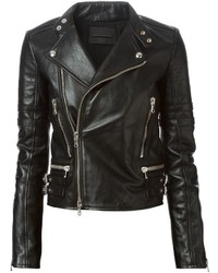 Leather biker jacket original 8878366