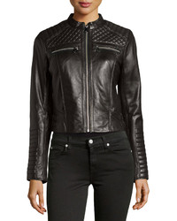 Leather bomber jacket original 4529342
