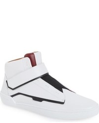 Leather high top sneakers original 540774