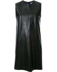 Leather shift dress original 10090560
