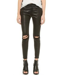 Leather skinny jeans original 3953779