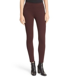 Leggings burdeos de Theory