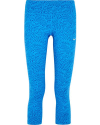 Leggings estampados azules de Nike