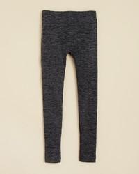 Leggings gris foncés