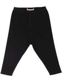 Leggings negros de Bonpoint