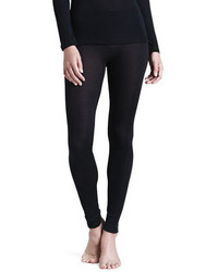 Leggings noirs Hanro