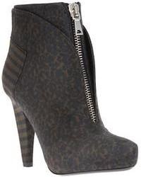 Leopard ankle boots original 3873842