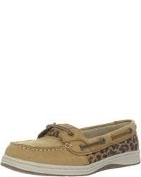 Leopard boat shoes original 6727173