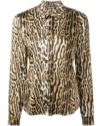 Leopard dress shirt original 4209118