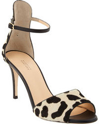 Leopard heeled sandals original 4530604