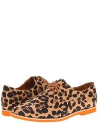 Leopard oxford shoes original 9624018