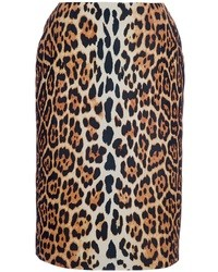 Leopard pencil skirt original 4047343
