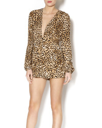 Leopard playsuit original 6779140