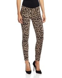 Leopard skinny pants original 4264325