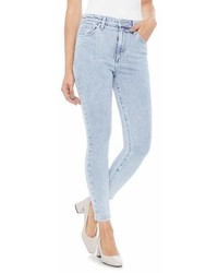 Joe's Jeans Joes Bella High Waist Crop Skinny Jeans