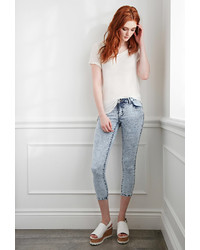Forever 21 The Beverly Low Rise Jean